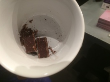 A sample of chocolate from Cacao PDX