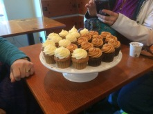 Cupcakes from Saint Cupcake