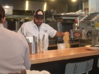 Fresh Pasta at Grasso's PDX