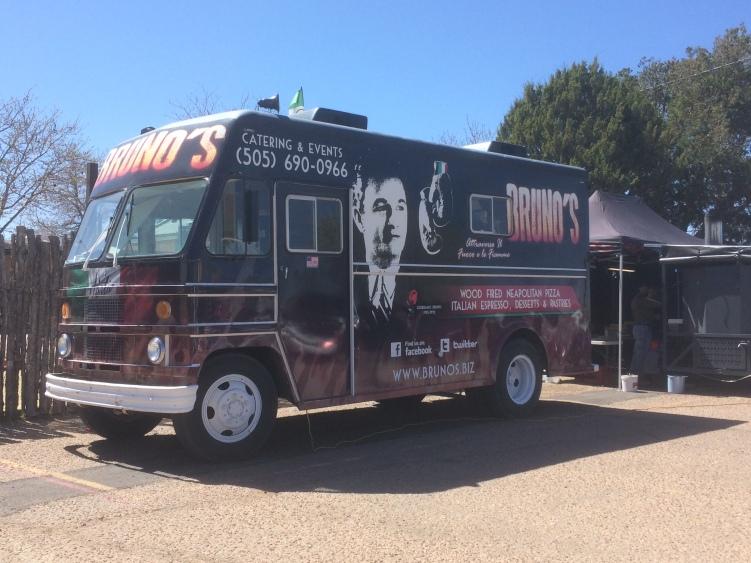 Bruno's Food Truck
