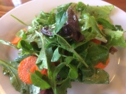 My salad @ The Kitchen