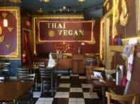 Thai Vegan inside
