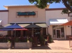 Front of Plaza Southside Cafe