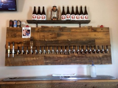 The Tap at Rowley's Farmhouse Ale
