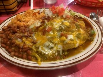 Valentina's Enchiladas