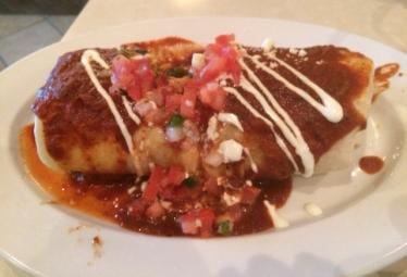 Mesa Verde Burrito