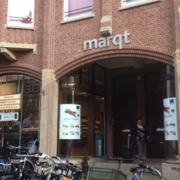 Marqt- A healthy food store in Amsterdam, NL
