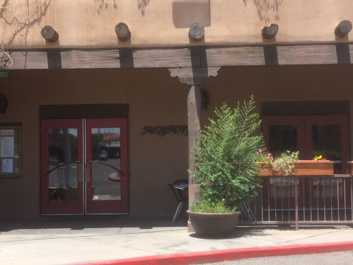 The front of Seasons Rotisserie & Grill
