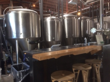 The beer is here @Dialogue Brewing