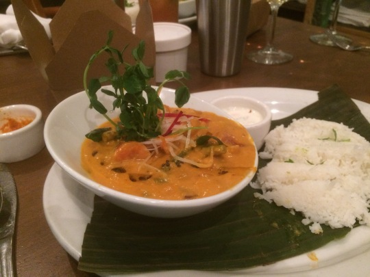 Summer Vegetable Curry @ Paper Dosa