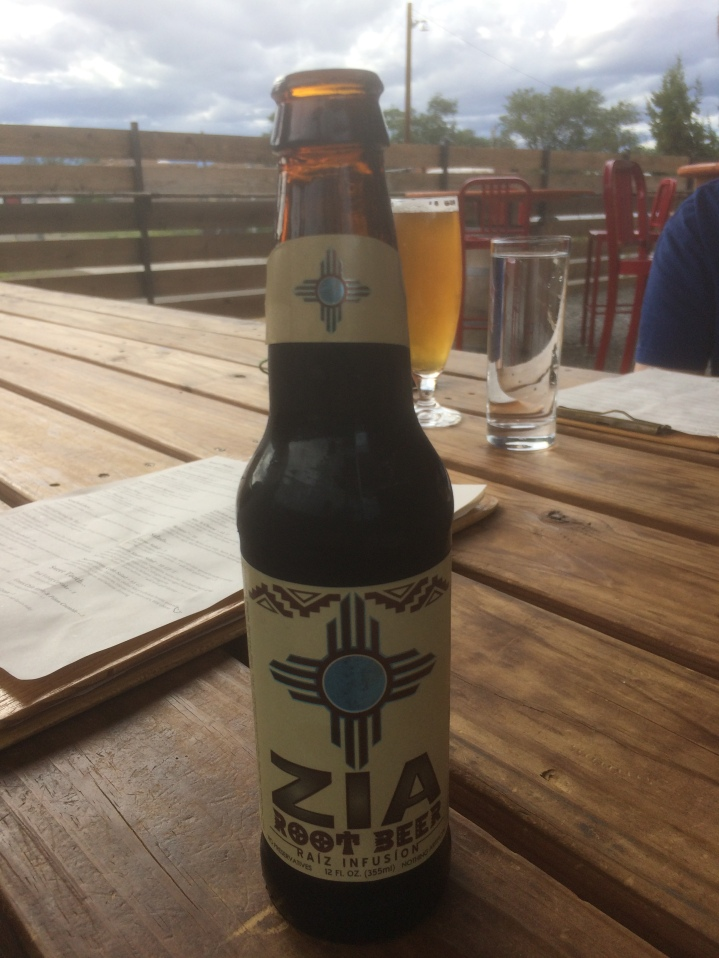 Zia Root Beer @ Rowley's Farmhouse Ales