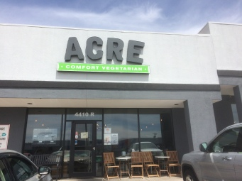 The Front of Acre