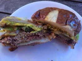 Root 66 Impossible Burger