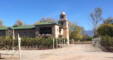 Casa Rondena Winery ABQ