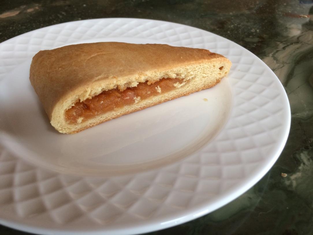 A Sweet Potato Empananda