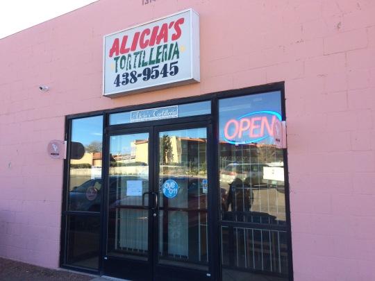 Alicia's Tortilleria