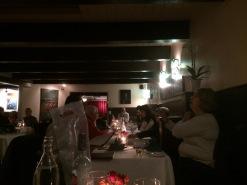 Inside Diner For Two