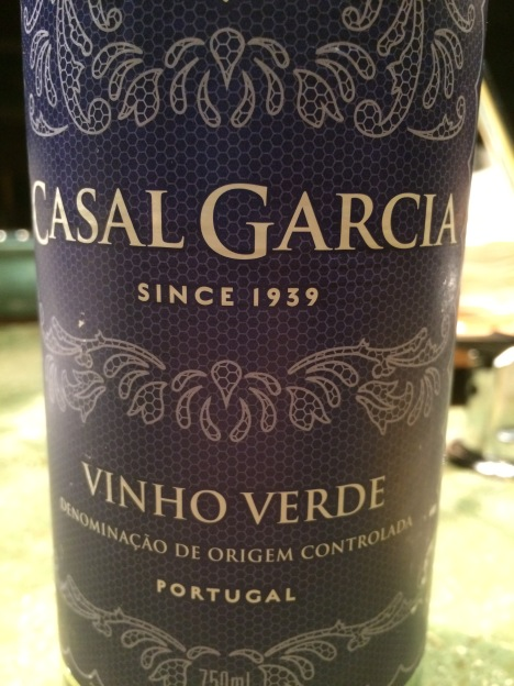 A delicious wine from Portugal