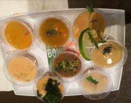 More delicious soup