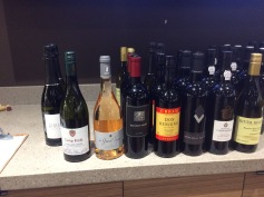Bottles of Wine at Total Wine & More