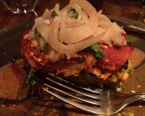 Vegetarian Enchilada