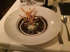 Sanzon's Black Bean Soup