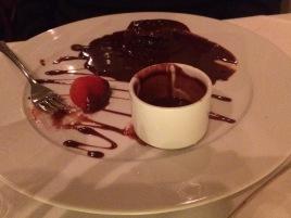 The vulcan de Chocolate