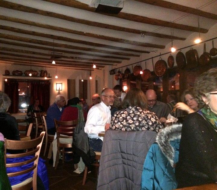 The Inside of Joseph's Culinary Pub