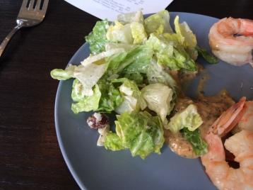 Arroyo Vino's Commander's Salad