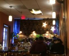 Inside Jambo Cafe