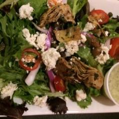 Jambo's Mediterrean Salad