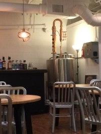 Tasting Room at Eastside Distilling
