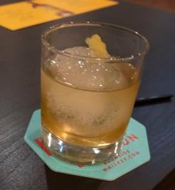 Westend Sour Cocktail