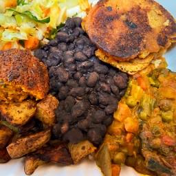 Ras Rody's Jamaican Vegan Kitchen, Santa Fe