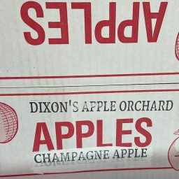 Dixon's Apples 3, Albuquerque
