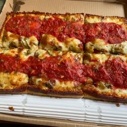 Back Road Pizza, Santa Fe, part 2