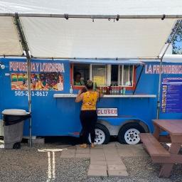 Pupuseria Y Lonchera La Providencia, Food Truck, Santa Fe